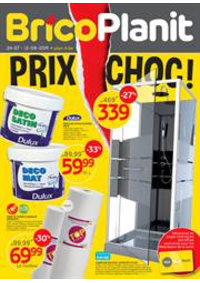 Prospectus Brico Plan-it Charleroi : Prix Choc