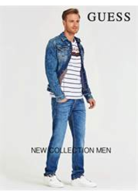 Prospectus Guess Le Chesnay : New Collection Men