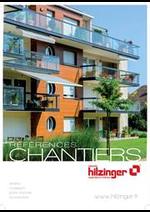 Guides et conseils  : Catalogue Chantiers