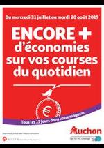 Bons Plans Auchan : Catalogue Auchan