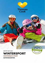 Prospectus Thomas Cook : Wintersport