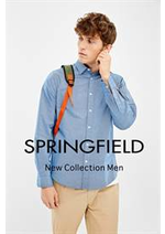 Catalogues et collections Springfield : New Collection Men