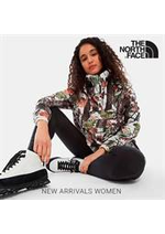 Catalogues et collections The North Face : New Arrivals Woman