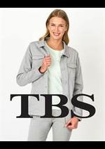 Prospectus TBS : Vestes Femme