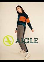 Prospectus Aigle : Pantalons Femme