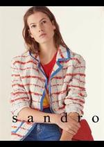 Prospectus Sandro : Vestes Femme