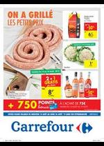 Prospectus Carrefour : On a grillé les petits prix !