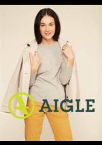 Prospectus Aigle : Pulls & Gilets Femme