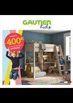 Prospectus Gautier : Gautier Kids