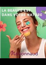 Prospectus Marionnaud : La Beauté