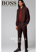 Prospectus Hugo Boss : Pre-Fall Men