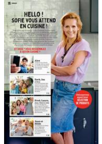 Prospectus Supermarché Delhaize Ieper : Delhaize Magazine: