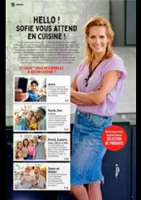 Prospectus Shop'n Go Bouge : Cousine Magazine