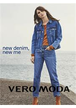 Catalogues et collections Vero Moda : New denim New Me