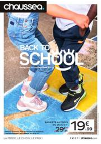 Prospectus Chausséa BOBIGNY : Back to School