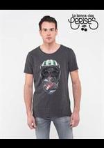 Promos et remises  : T-Shirts & Polos Homme