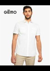Prospectus Gemo EPINAY SUR ORGE : Collection Chemises / Homme