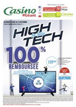 Promos et remises Géant Casino : La selec' High Tech