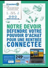 Prospectus E.Leclerc SAINT-PIERRE-DU-MONT : Catalogue E.Leclerc