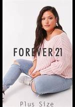 Prospectus FOREVER 21 : Plus Size