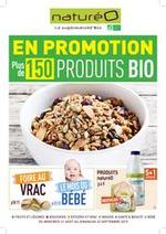 Promos et remises  : En promotion plus de 150 produits BIO
