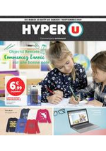 Promos et remises  : Catalogue Hyper U