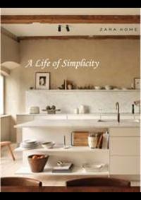 Prospectus ZARA HOME BRUXELLES : A Life of Simplicity