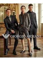 Catalogues et collections Armani : New In