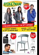 Bons Plans stokomani : Catalogue Stokomani