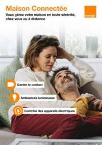 Guides et conseils Boutique Orange MONTESSON : Maison Connectée