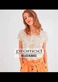 Prospectus Promod Melun Cesson : Belles Blouses