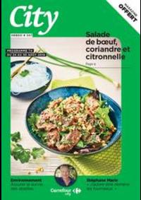 Journaux et magazines Carrefour city Clichy : City Hebdo S34