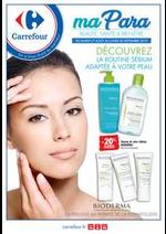 Prospectus Carrefour : Le meilleur de la Parapharmacie