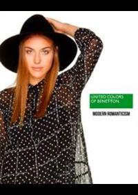 Prospectus Benetton : Modern Romanticism