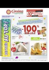 Prospectus Supermarchés Casino PARIS 77 Rue de Flandre : Catalogue Casino Supermarchés