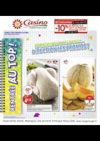 Prospectus Supermarchés Casino PARIS 16 Rue des Belles Feuilles : Catalogue Casino Supermarchés