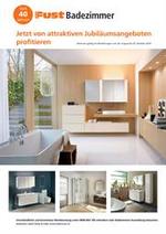 Prospectus Fust : Badezimmerprospekt