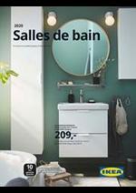 Prospectus IKEA : Brochure bathroom
