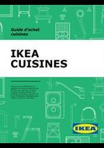 Prospectus  : Ikea Cuisines