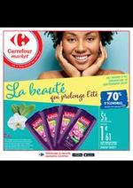 Prospectus Carrefour Market : La beauté qui prolonge l'été