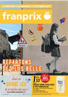 Repartons de plus belle - Franprix