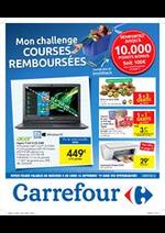 Prospectus Carrefour Express : Mon challenge courses remboursees !