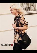 Prospectus Swatch : Nouvelle Collection / Femme