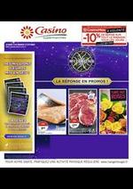 Prospectus Supermarchés Casino : La réponse en promos !