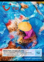Prospectus TUI : Routes d'ailleurs 2020