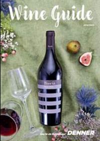 Prospectus DENNER Belp : Wine Guide 2019/2010