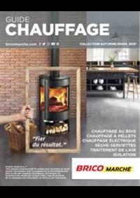 Prospectus Bricomarché DELLE : Guide Chauffage