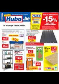Promos et remises Hubo : Depliant Hubo
