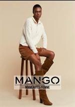 Prospectus MANGO : Nouveautés / Femme