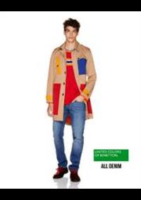 Prospectus United Colors Of Benetton Bern : All Denim